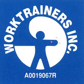 Worktrainers Logo launch in 1996